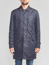 Sealup Woven Raincoat (Navy)