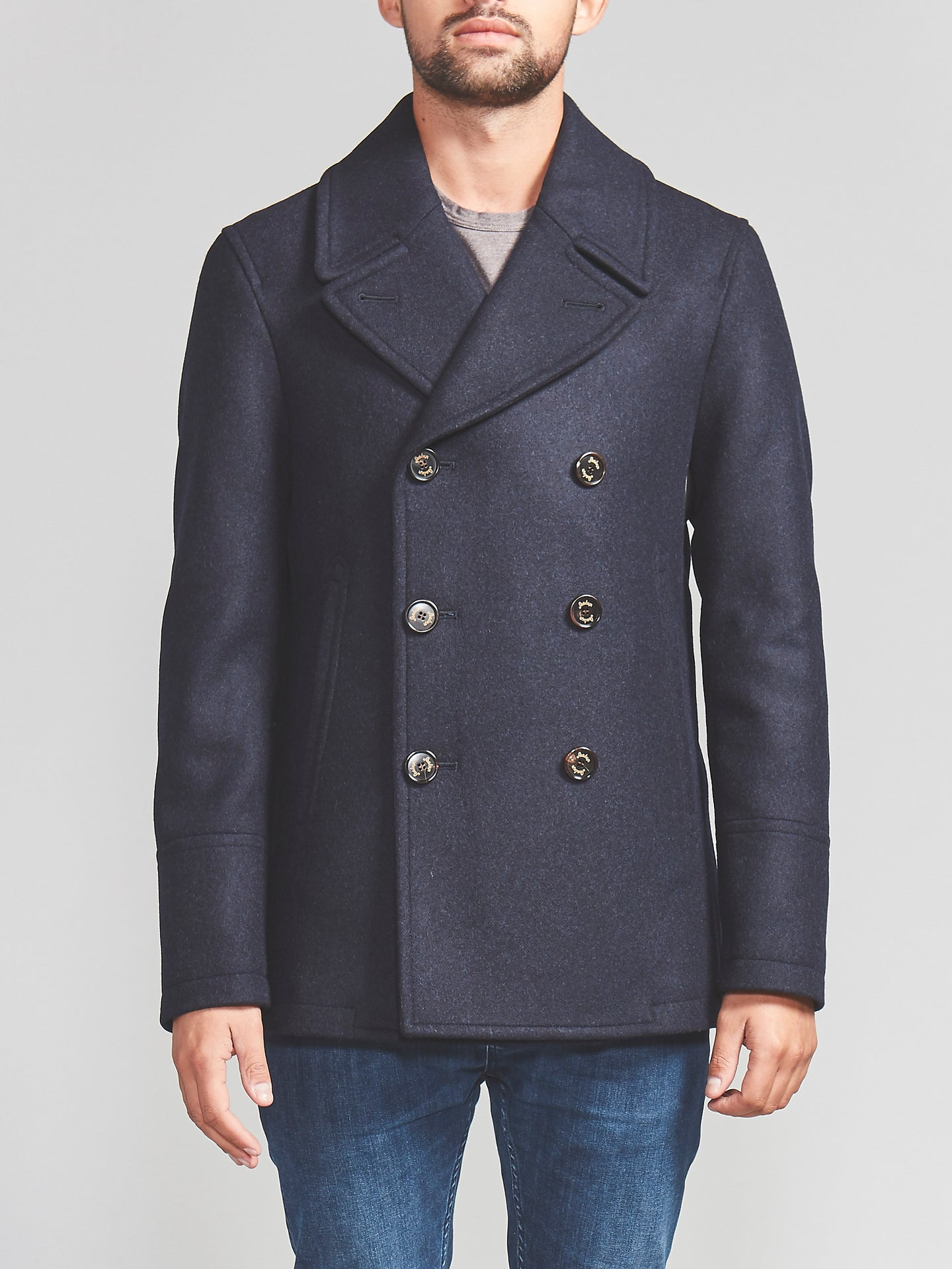 Sealup Peacoat (Navy) - Union 22