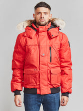 Nobis Higgins Bomber (Red)