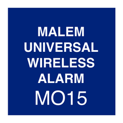 Malem Universal Wireless Instructions