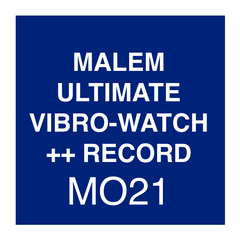 Malem Ultimate Vibro-Watch Record Instructions