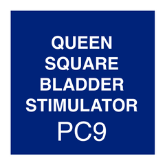 Queen Square Bladder Stimulator Instructions