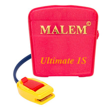 Malem Ultimate Selectable Bedwetting Alarm with Easy-Clip sensor