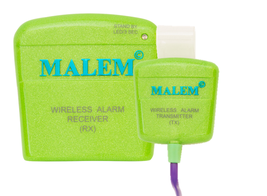Malem Wireless Bedwetting Alarm