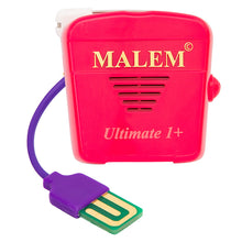 Malem Ultimate 1+ Record Bedwetting Alarm with Standard Sensor