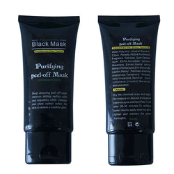 50ml Blackhead Remover Deep Cleansing Purifying Peel-Off  Face Mask