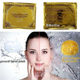 Gold Anti-Ageing Collagen Face Mask