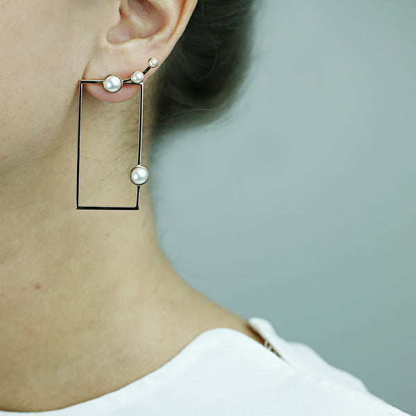 Lava Earrings 01000015