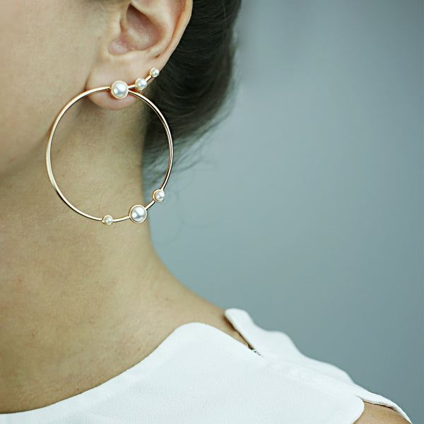 Lava Earrings 01000017