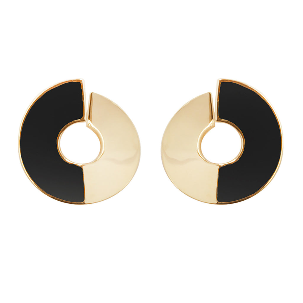 Geomitrical Earrings 01000042