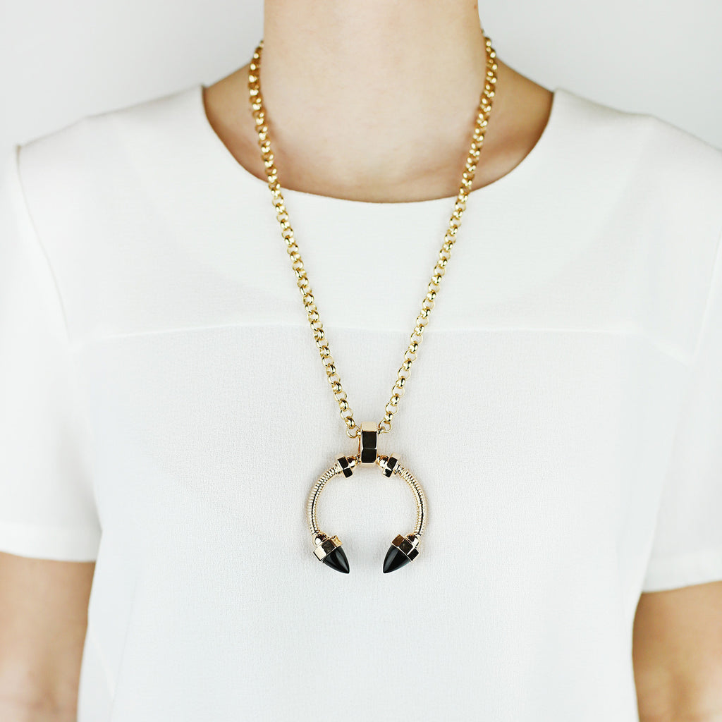 Lava Necklace 01000094