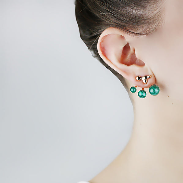 Lava Earrings 01000096