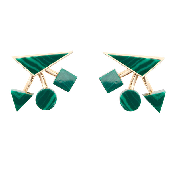 Geometrical Earrings 01000117