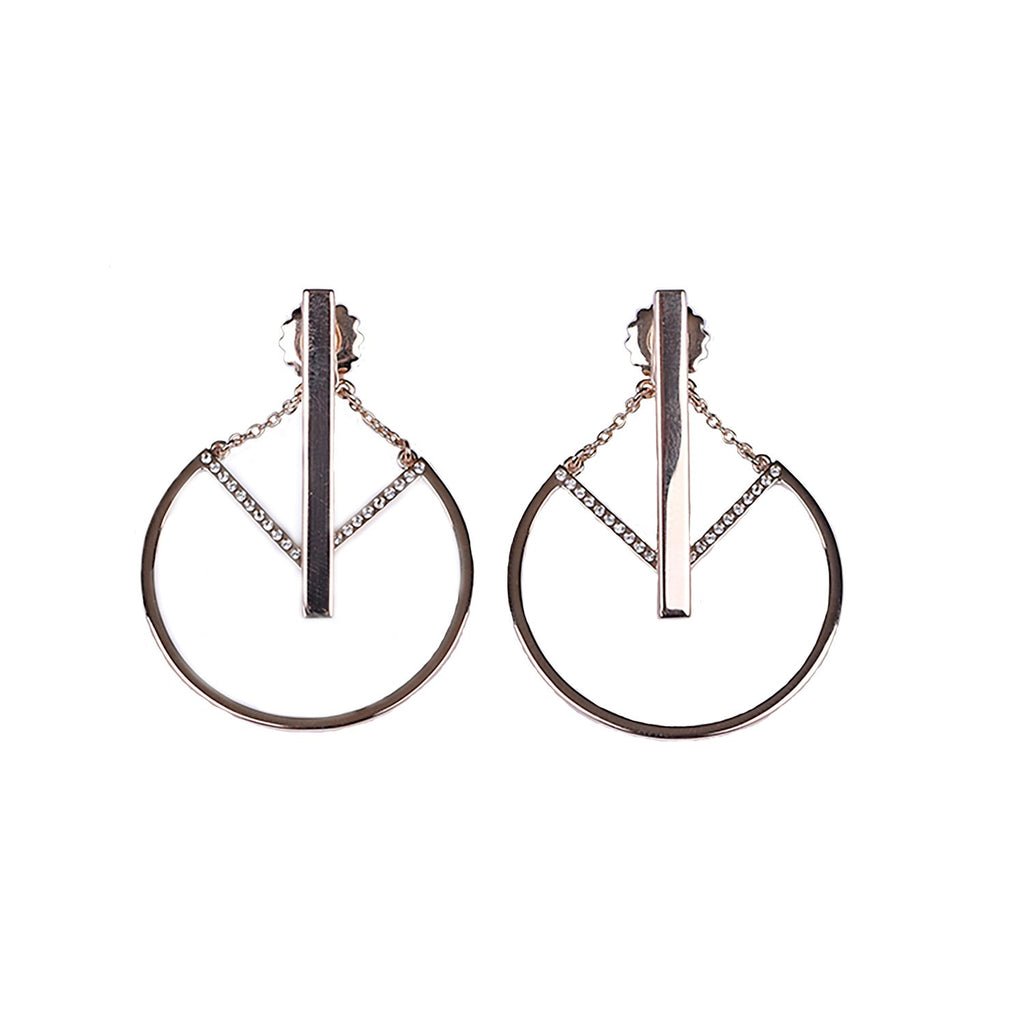 Rebel Earrings 01000186