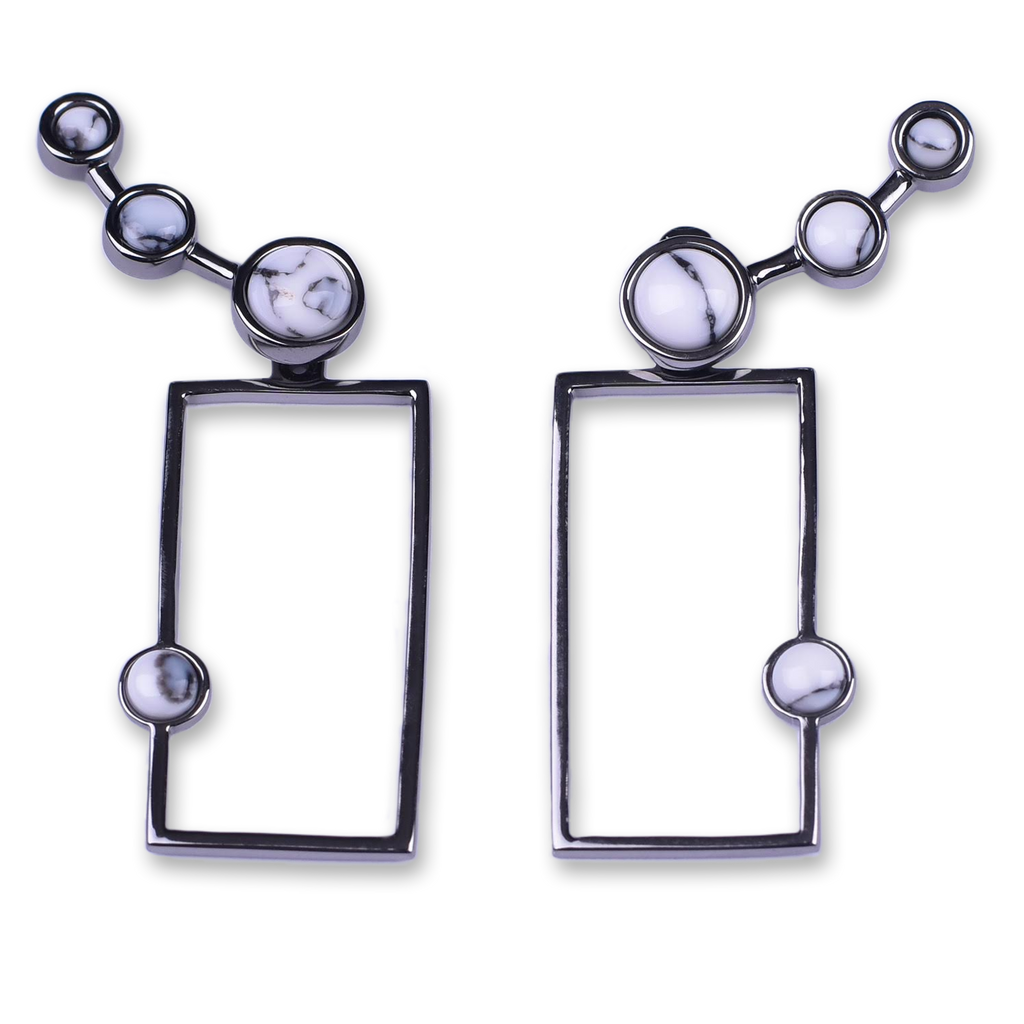 Lava Earrings 01000249