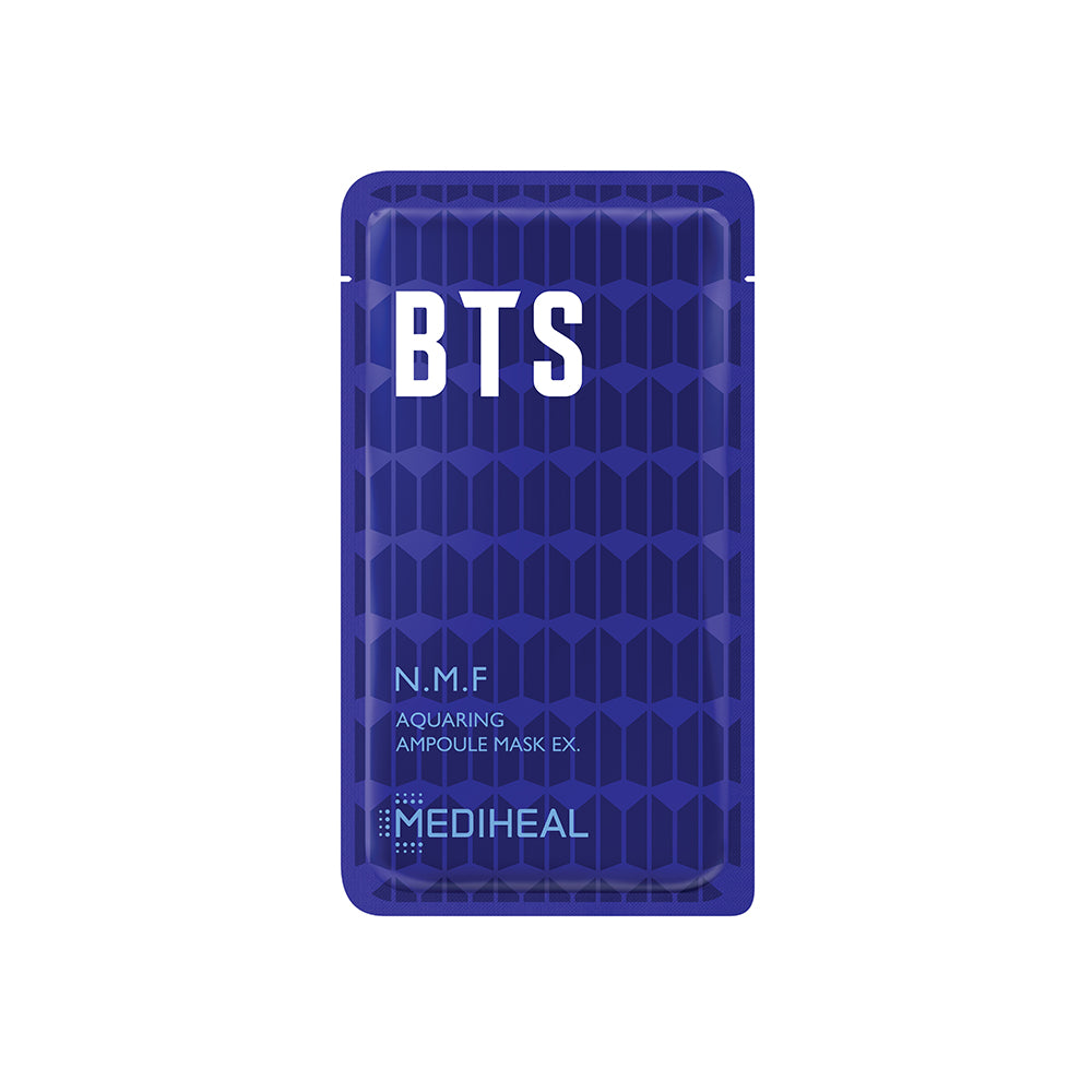 Mediheal X BTS Hydrating Care Special Set [BOX DEFECTED][EXPIRY: DEC '20] - Yoskin