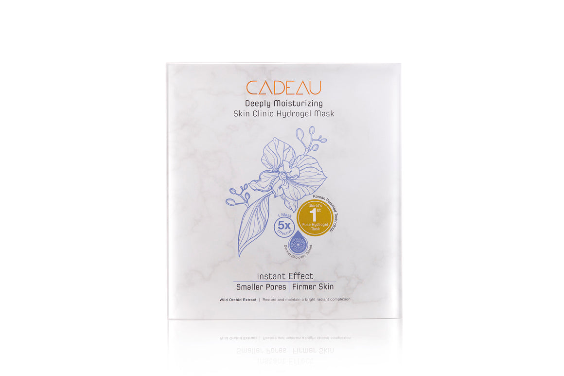 CADEAU Skin Clinic Hydrogel Mask [2 boxes bundle] - Yoskin