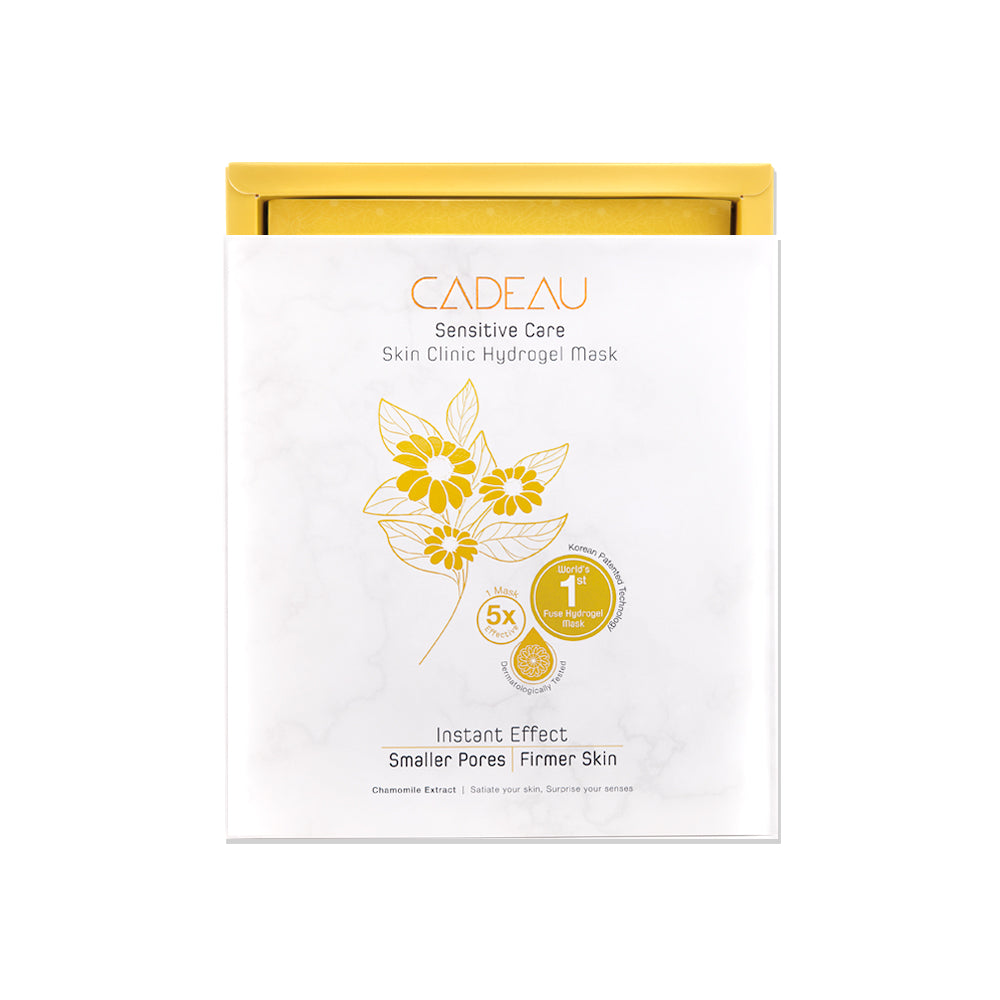 CADEAU Sensitive Care Hydrogel Mask (1PC) - Yoskin