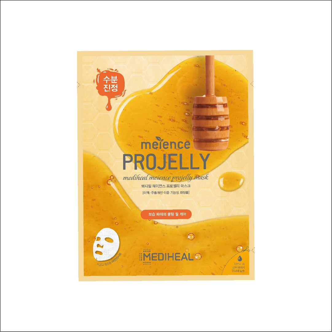 Mediheal Meience Mask Box- Projelly: 10pcs - Yoskin