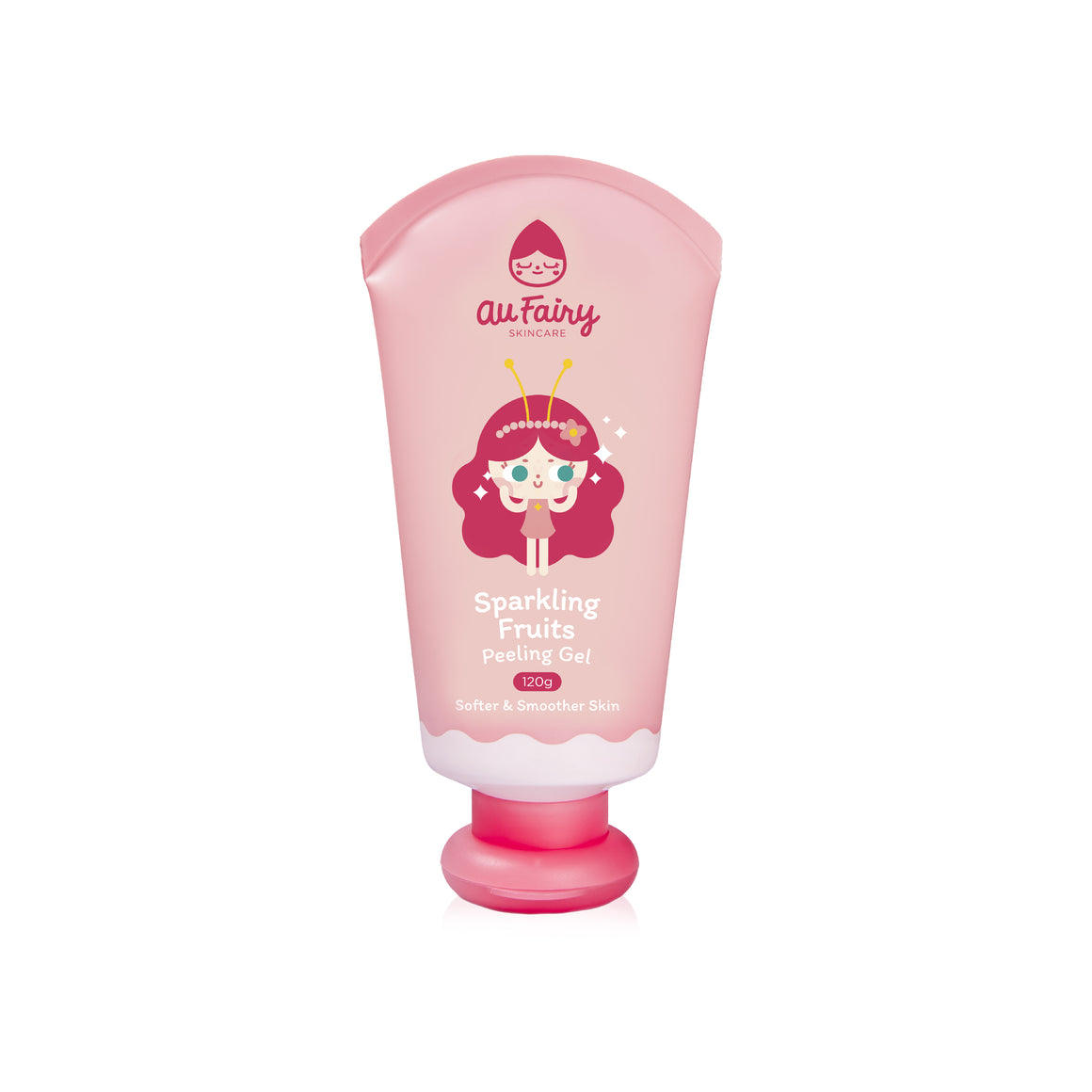 AUFAIRY Sparkling Fruits Peeling Gel 120g