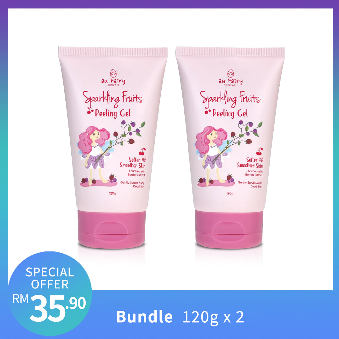 AUFAIRY Sparkling Fruits Peeling Gel - Yoskin