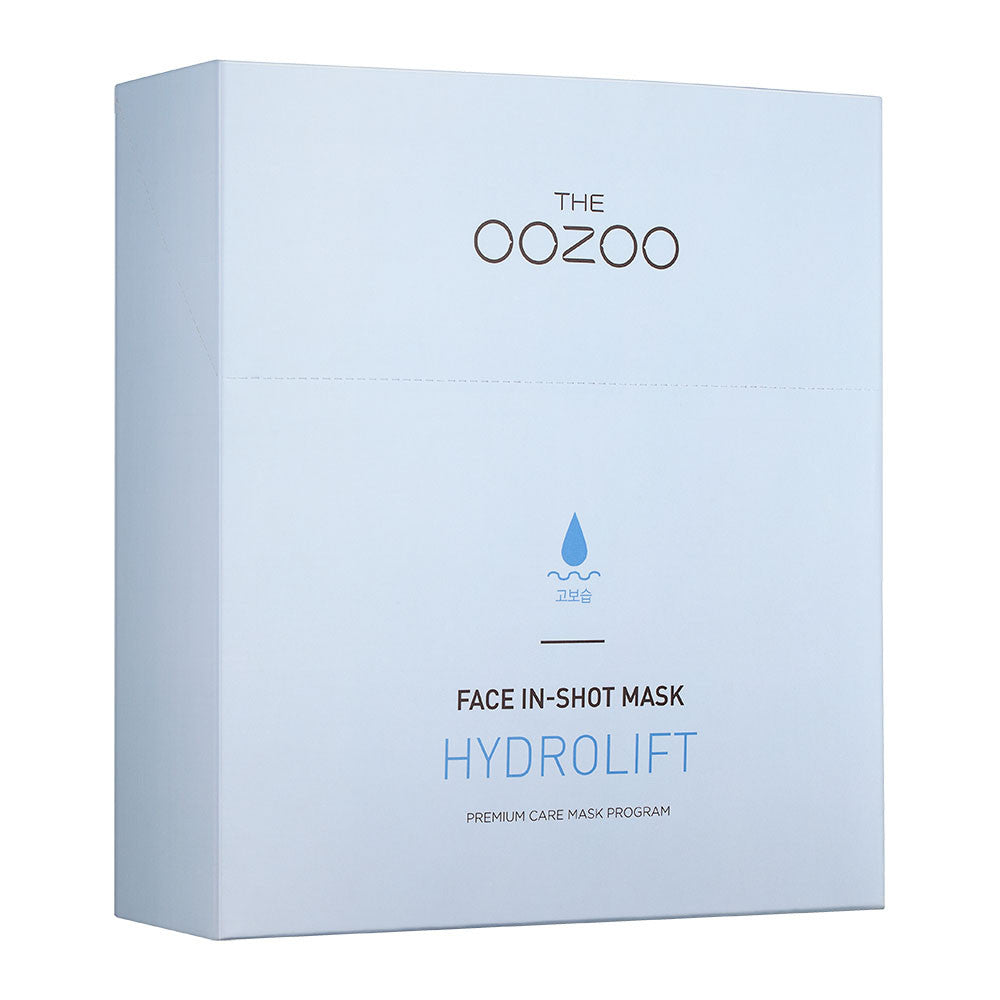 THE OOZOO Face In-Shot Mask Hydrolift - Yoskin