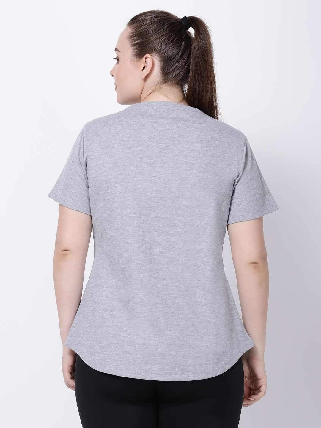 Grey-Violet Style Diva Tunic