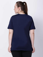 Navy Royal Perfect Match Tee