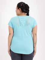 Turquoise I-Like-It-Cool Tee