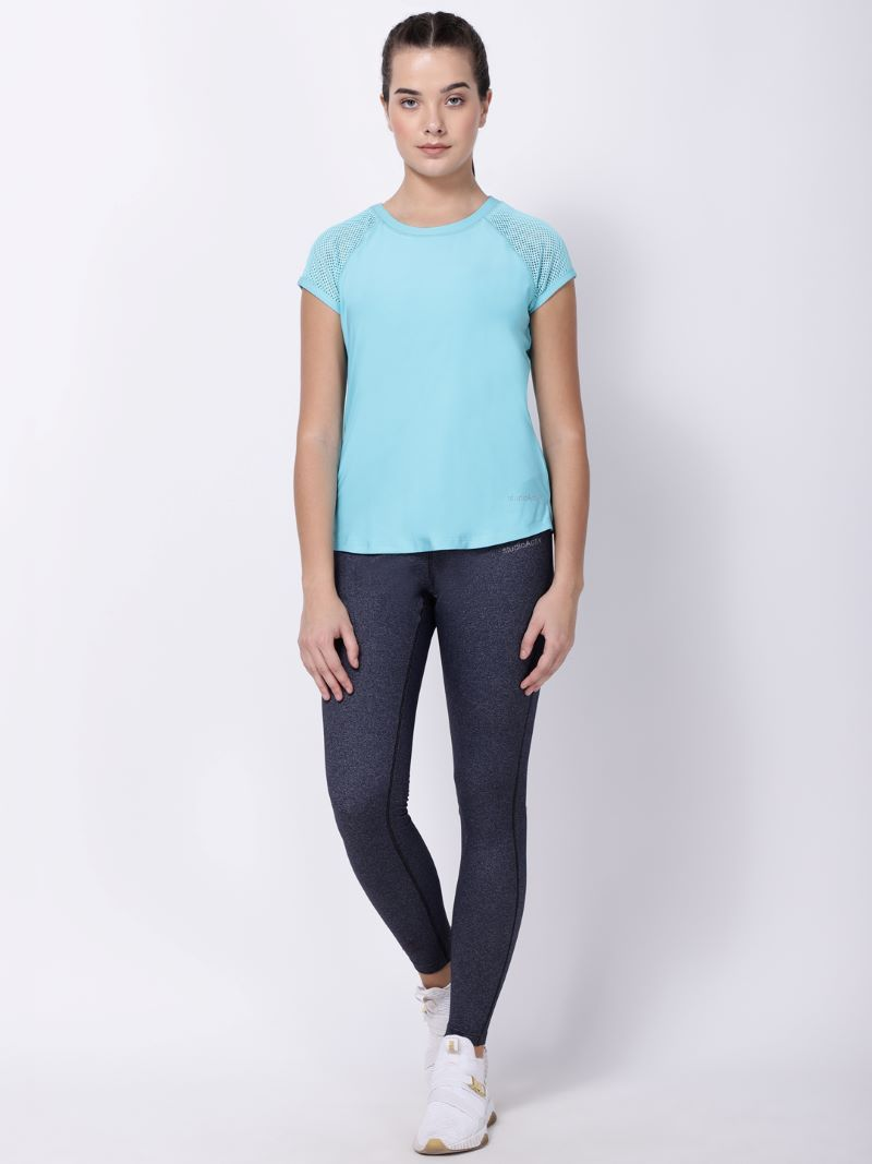 Turquoise Classy Lady Tee