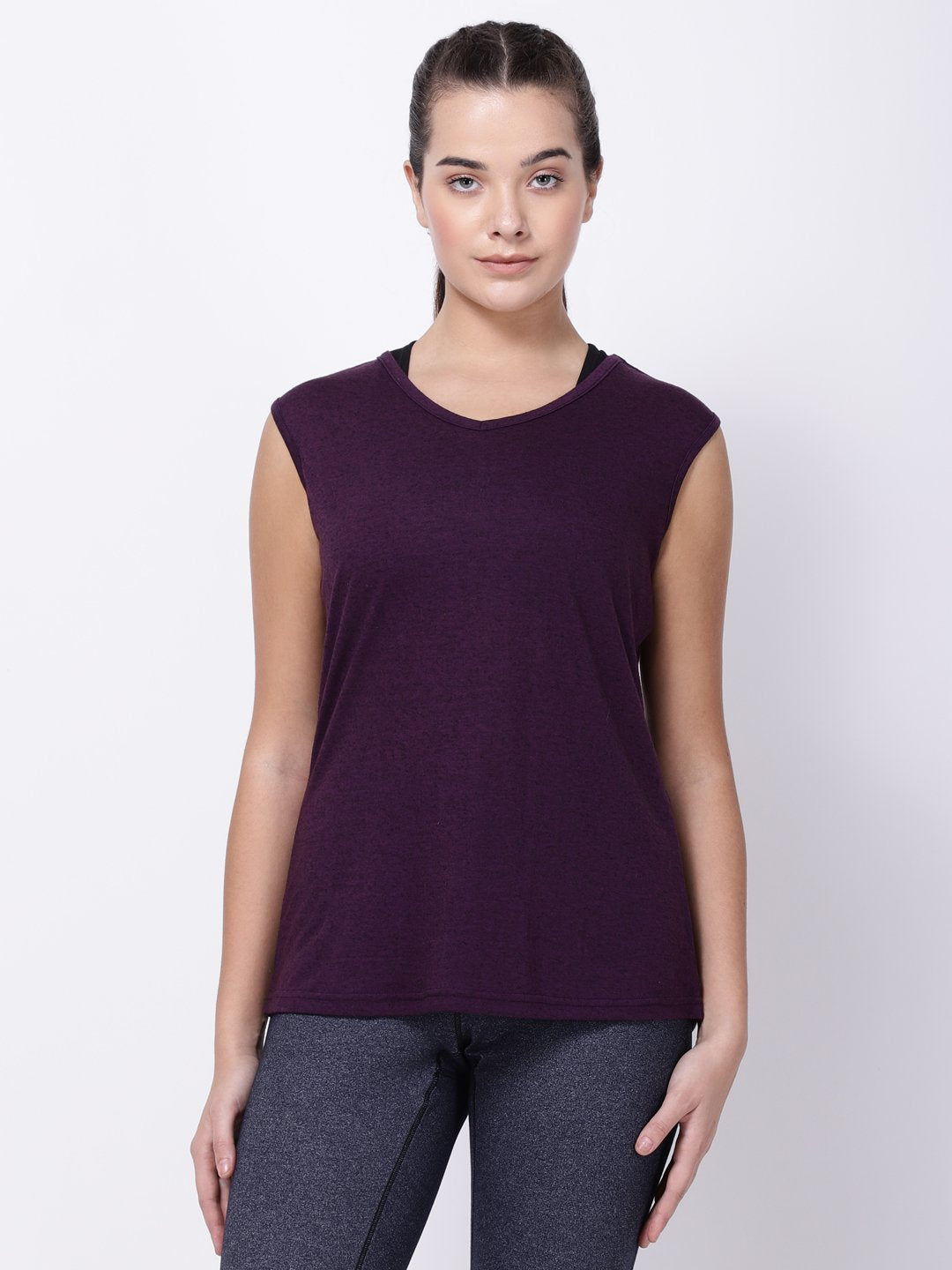 Deep Purple Picture Perfect Tee