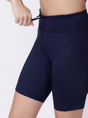 Navy Free Bird Training Shorts