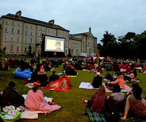 Dirty Dancing - Outdoor movie screening at Carlow Arts Festival