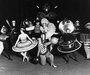 The Triadic Ballet