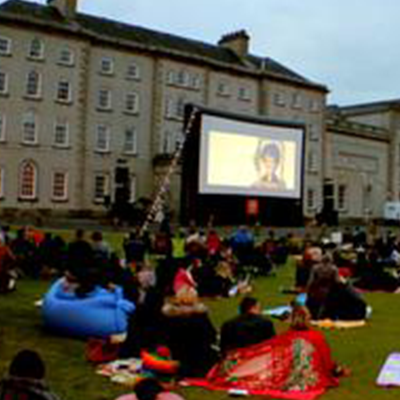 Outdoor Cinema - The Goonies
