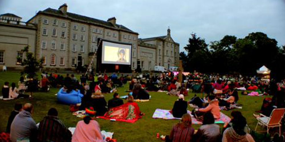 THE GOONIES :: Outdoor Cinema @ Carlow Arts Festival HQ