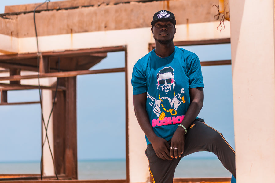 BOSHOK Goes One-On-One With Photographer To Talk Streetwear In Ghana
