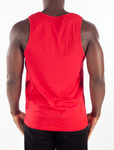 Red International Summer Vibes Tank Back