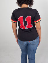 Queens Big Leagues Baseball Jersey