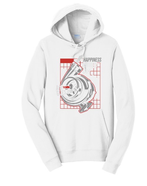 Air Goes In Happiness Comes Out Hoodie Sweatshirt