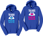This Husband Loves His Wife And This Wife Loves Her Husband Couples Hoodies Matching Sweatshirts