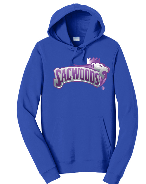 Sacwoods Hoodie Sacramento Kings Backwoods Fox NBA Sweatshirt