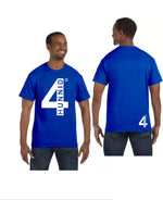 4 Hunnid Degreez T-Shirt YG West Coast Taylor Gang NWA Compton Music Shirts