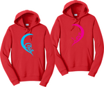 One Love Couples Hoodies Matching Sweatshirts