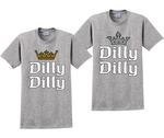 Dilly Dilly Matching Couples T-Shirts