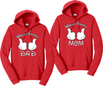 Worlds' Greatest Dad And Mom Couples Hoodies Matching Sweatshirts