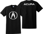 Acura T Shirt Vtec Honda GTI Golf VW Turbo WRX JDM Drift Tee Shirts