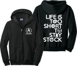 Acura Zip Up Hoodie Infiniti Nissan JDM Race Cars Zipper Sweatshirt