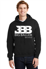 Big Baller Brand Hoodie BBB LA Lakers Los Angeles Lonzo Showtime Sweatshirt
