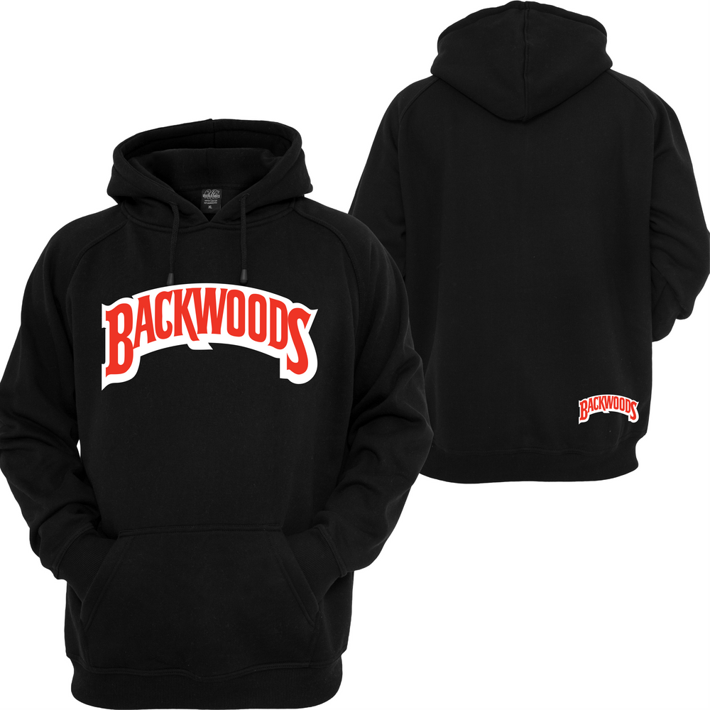 Backwoods Hoodie Cigarrillos Wiz Khalifa Stoner 420 Off Coast Sweatshirt